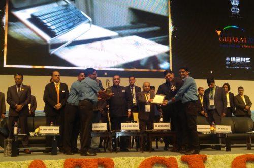 Export Award 2015-16
